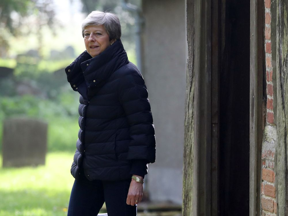 Tories Turn to Leadership Race as May Puts Up One More Fight