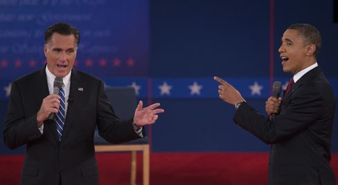 Romney Pulls Into Tie With Obama at 47% in New NBC/WSJ Poll