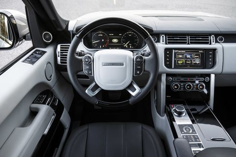 The controls inside are intuitive and feel well-made. Options include traffic detection, extensive parking cameras, and adaptive blind-spot monitoring.