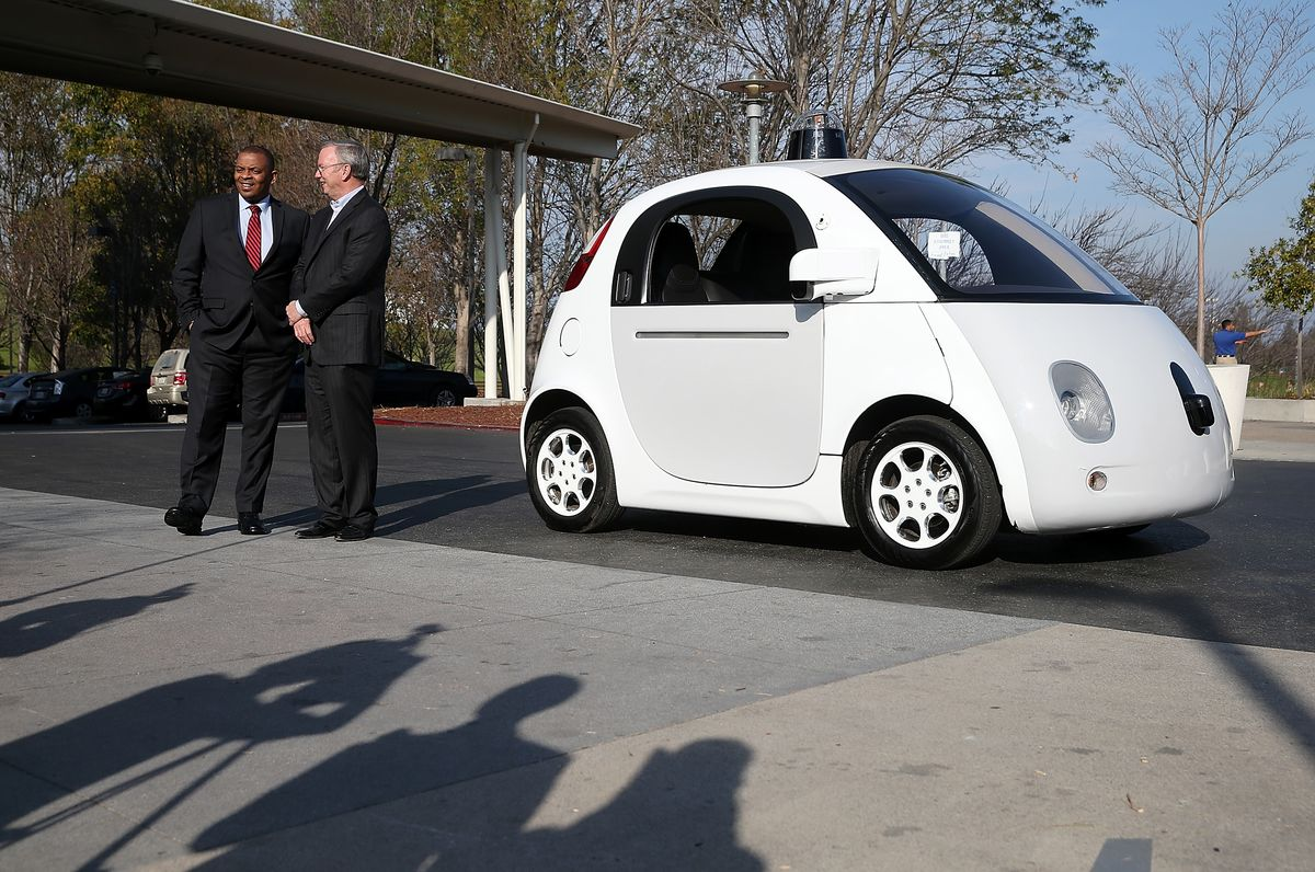 Is Revolution Coming in the Auto Industry?