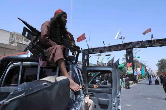 Taliban Rattles Gulf States Desperate to Keep Extremists at Bay