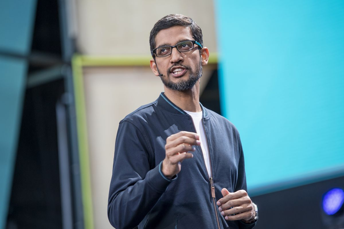 Google Executives Pledge to Scour More Content Ahead of Midterm Elections