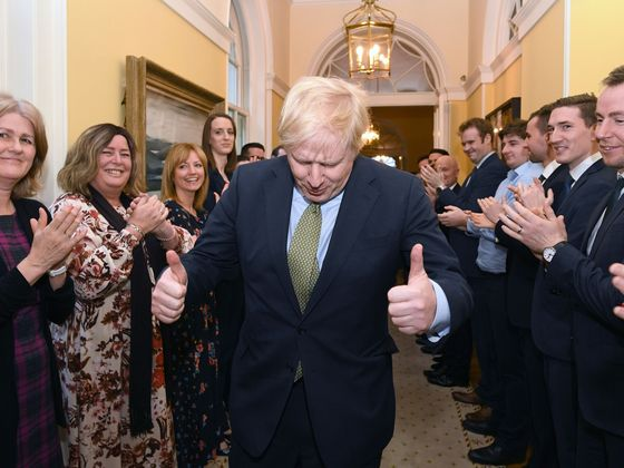 The Ruthless Vote Machine Behind Boris Johnson's Big Win