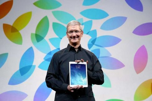 Can Apple's IPad Event Shake Off the Tablet Doldrums?
