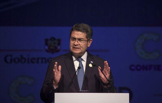 Honduran President Involved in Cocaine Plot, Prosecutor Says