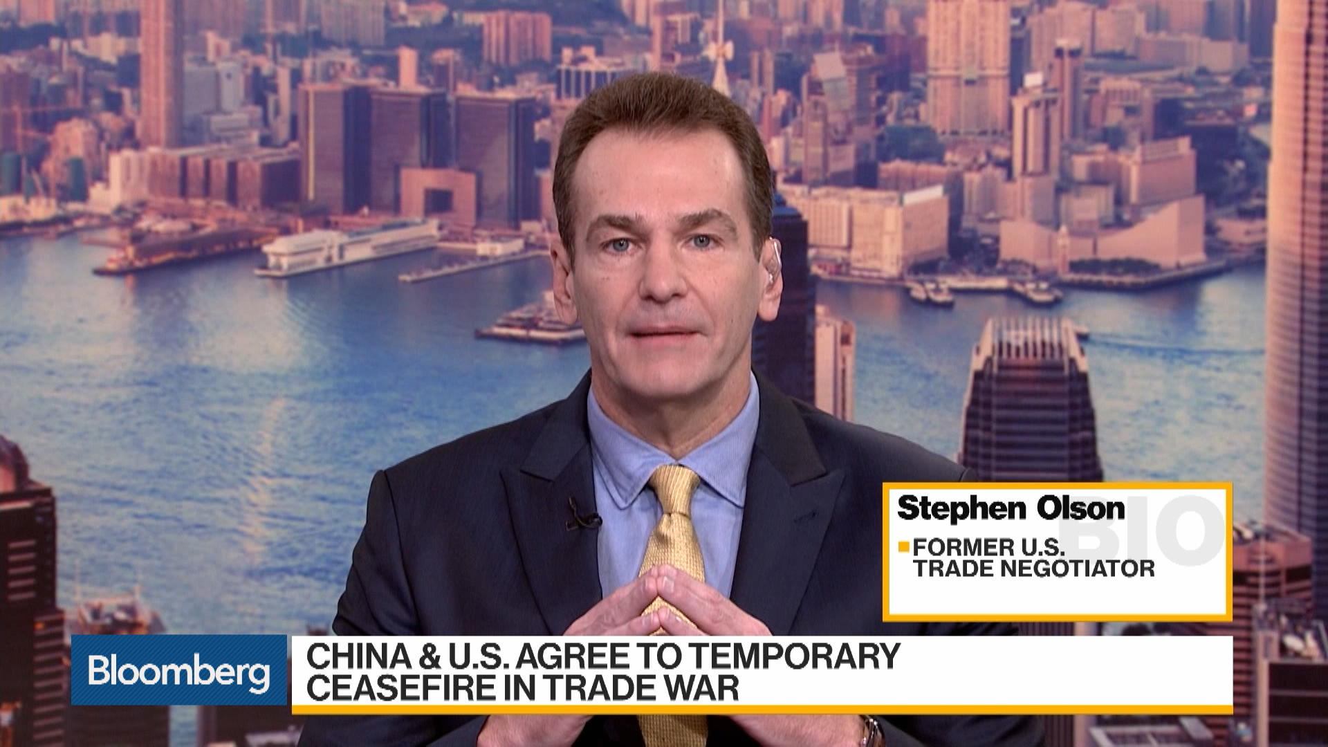 U.S. Needs to Recognize China Will Continue to Be China, Fmr. U.S. Trade Negotiator Says