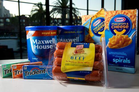 Kraft Foods to Cut 1,600 Jobs as It Prepares to Split