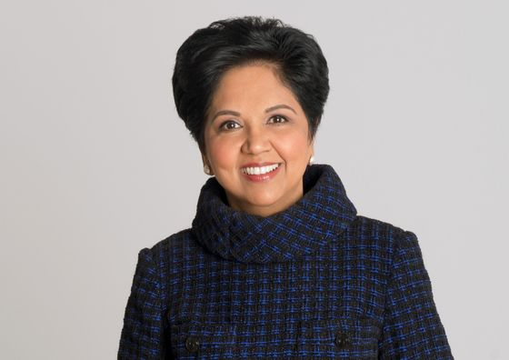 PepsiCo's Nooyi to Exit, Thinning the Ranks of U.S. Female CEOs