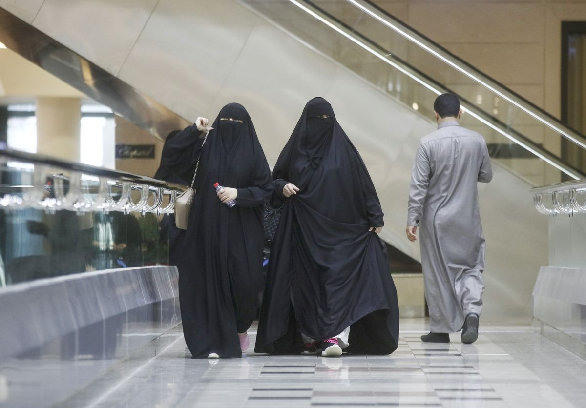 Saudi Women Get a New Right: Allowing Their Kids to Travel