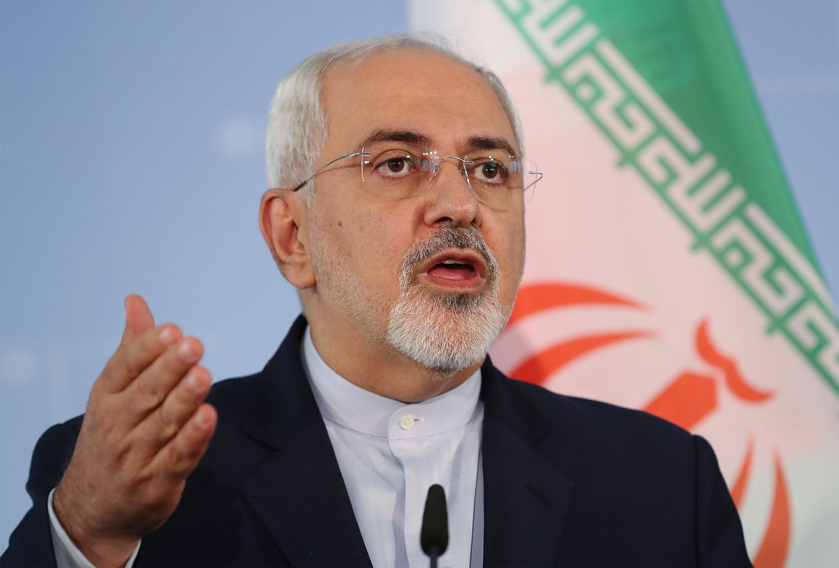 Iran's Zarif Calls for Dialogue with Arab Neighbors