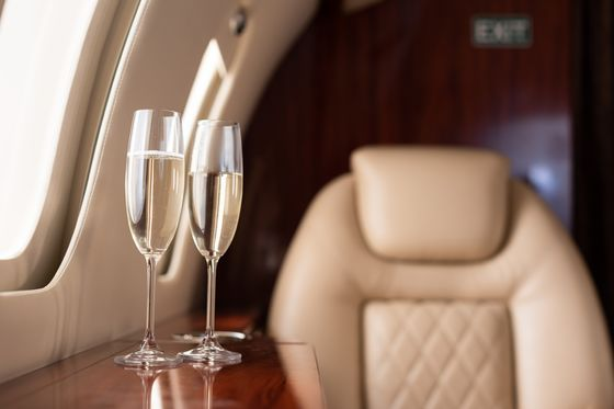 A Former NBA All-Star's Advice for Penthouses, Private Jet Etiquette