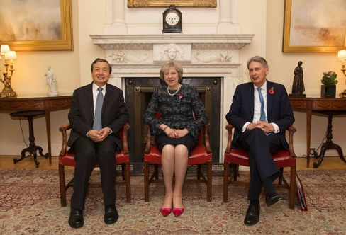 May hails a golden era of trade with China
