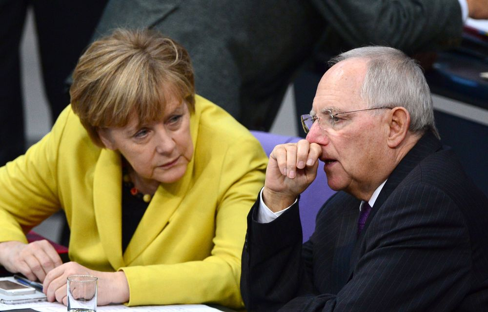 German Taboo-Busting Greek Exit Idea Sows Division With France