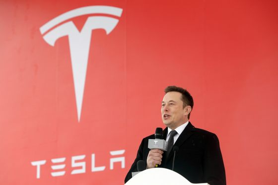 Tesla Model 3's Europe Arrival Puts Fans on Watch for Musk