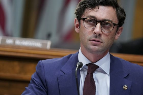 Georgia Senator Ossoff Open to Compromise on Voting Rights Bill