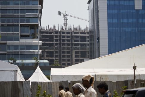 Mumbai Financial District Needs Homes to Meet Demands