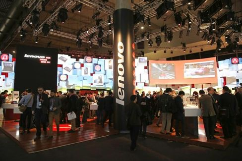 Looking for the Next Lenovo on the Drab Margins of the Mobile World Congress