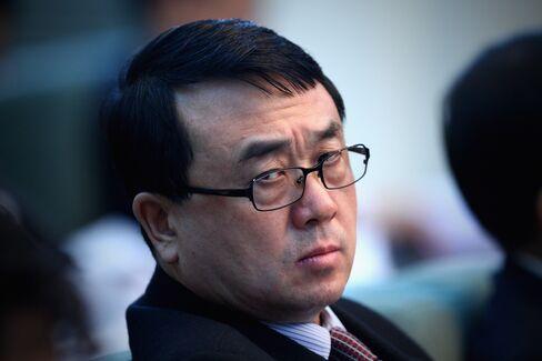 Former Chongqing Police Chief Wang Lijun