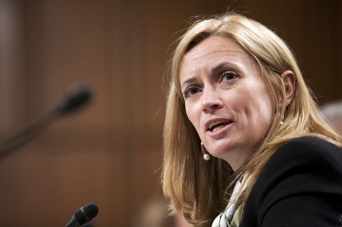 JP Morgan Commodities Unit Chief Blythe Masters