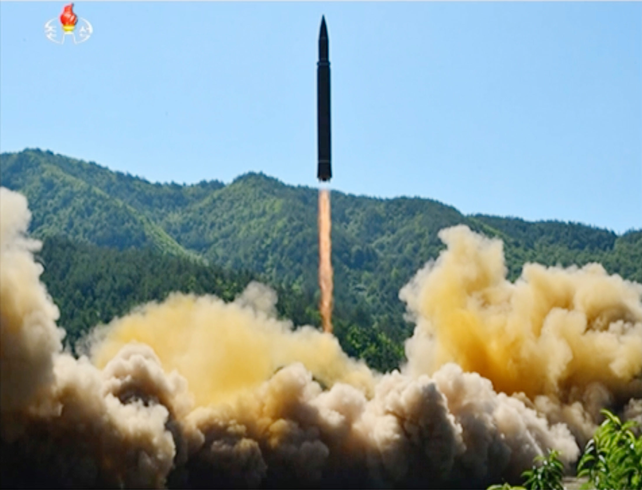 Leader Kim Jong Un signed the order for the test of the missile called a  Hwasong-14, according to the state-run Korean Central News Agency. South  Korea's ...