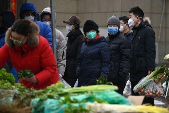 How China Keeps 1.4 Billion People Fed as Virus Clogs Roads