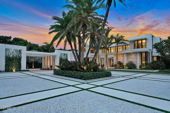 Former Trump Property Aims toBe Palm Beach's Most Expensive Ever