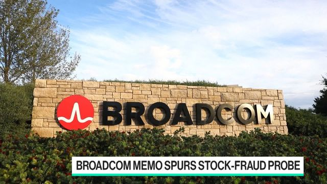 Broadcom stock options scandal
