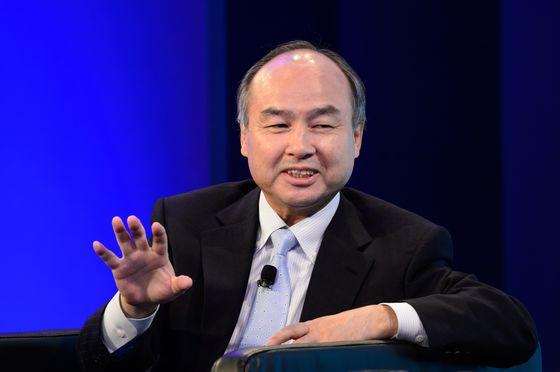 SoftBank Chairman Risks U.S. Security Shackles With T-Mobile