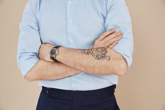 'Tattoo for a Year'Startup Inks a $20 Million Funding Round