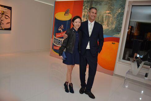 Barneys New York Lichtenstein Collection