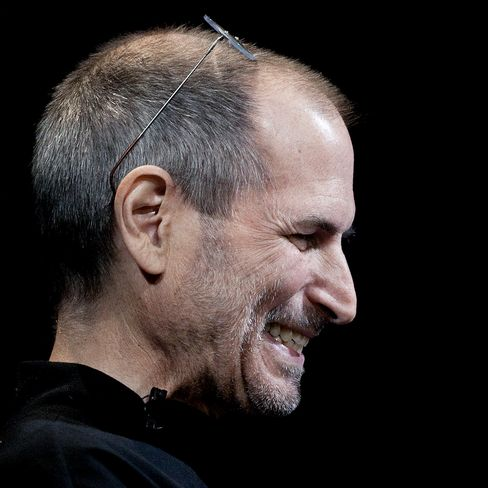 Apple CEO Steve Jobs