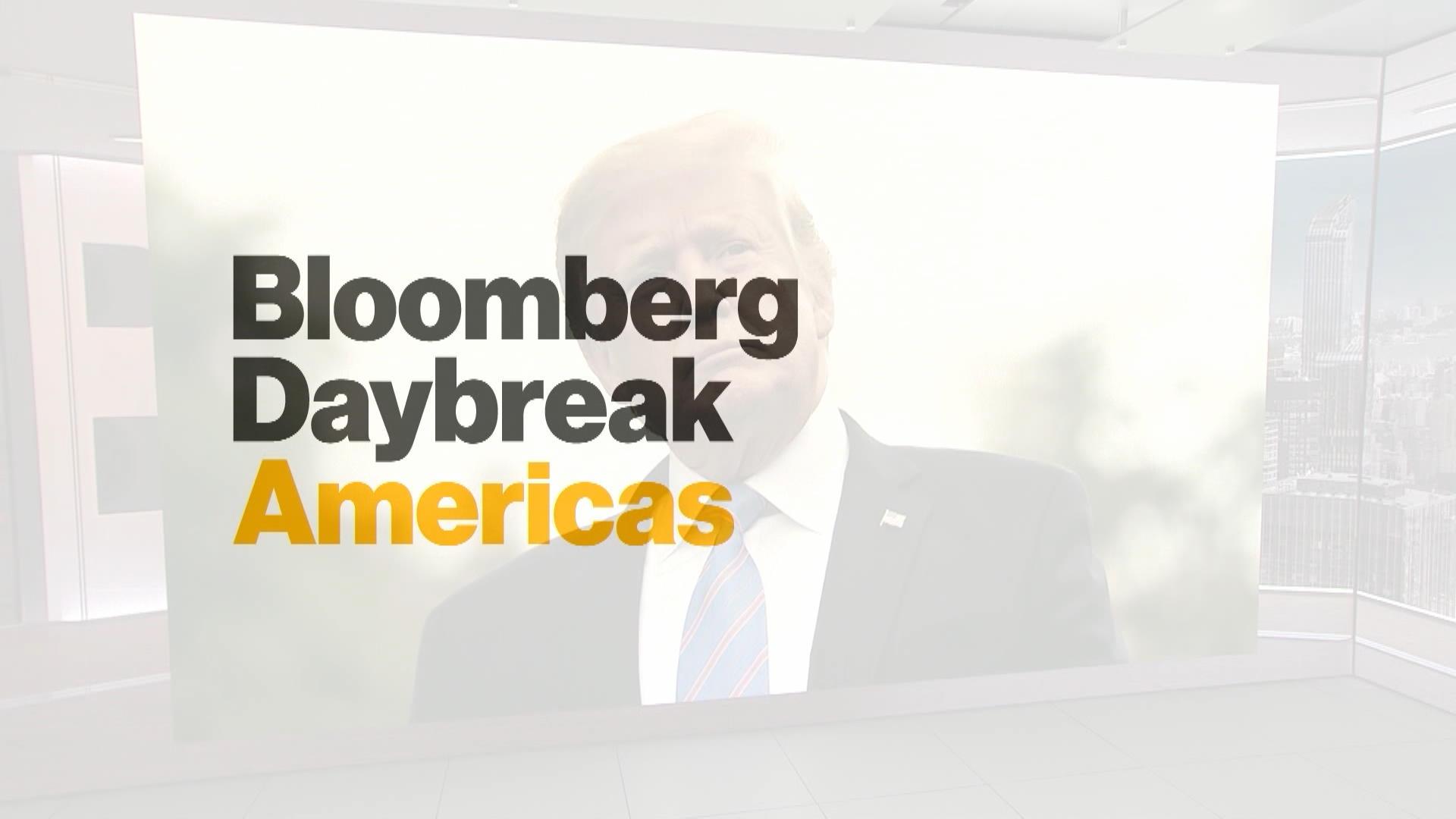 'Bloomberg Daybreak: Americas' Full Show (06/11/2019)