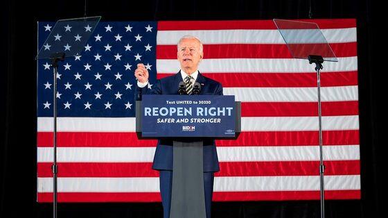 Biden Calls On Trump to 'Wake Up' to Coronavirus Crisis