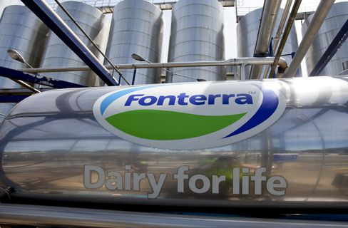 Bond Hunger Drives Fonterra Costs Below Banks