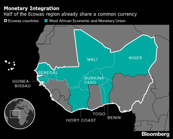 CFA Franc Reforms Pose New Hurdle for West African Currency