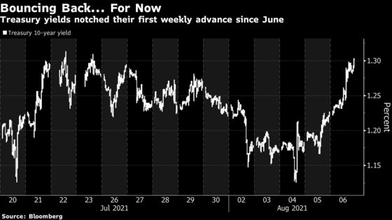 Battered Bond Bears Give a Cautious Cheer as Yield Slump Pauses