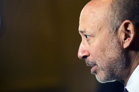 Blankfein Sees Parallels to 1994s Interest-Rate Increases