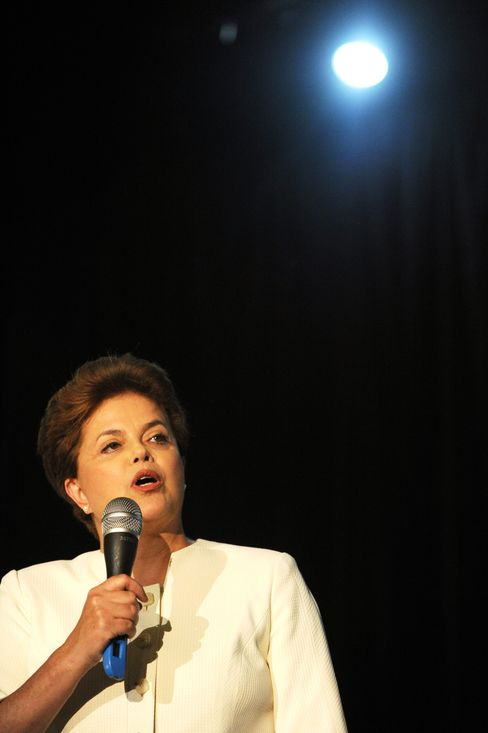 Rousseff Is Elected Brazil's First Female President