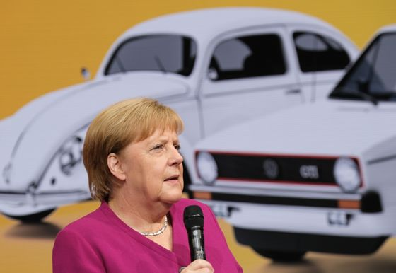 Germany's Climate Obstacle: Its Love Affair With Combustion Cars