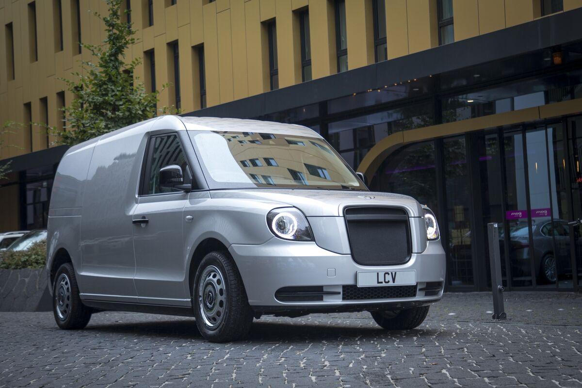 Range-Busting Electric Van Targets Parcel Firms to Plumbers
