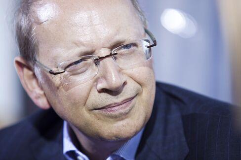Alcatel-Lucent CEO Ben Verwaayen