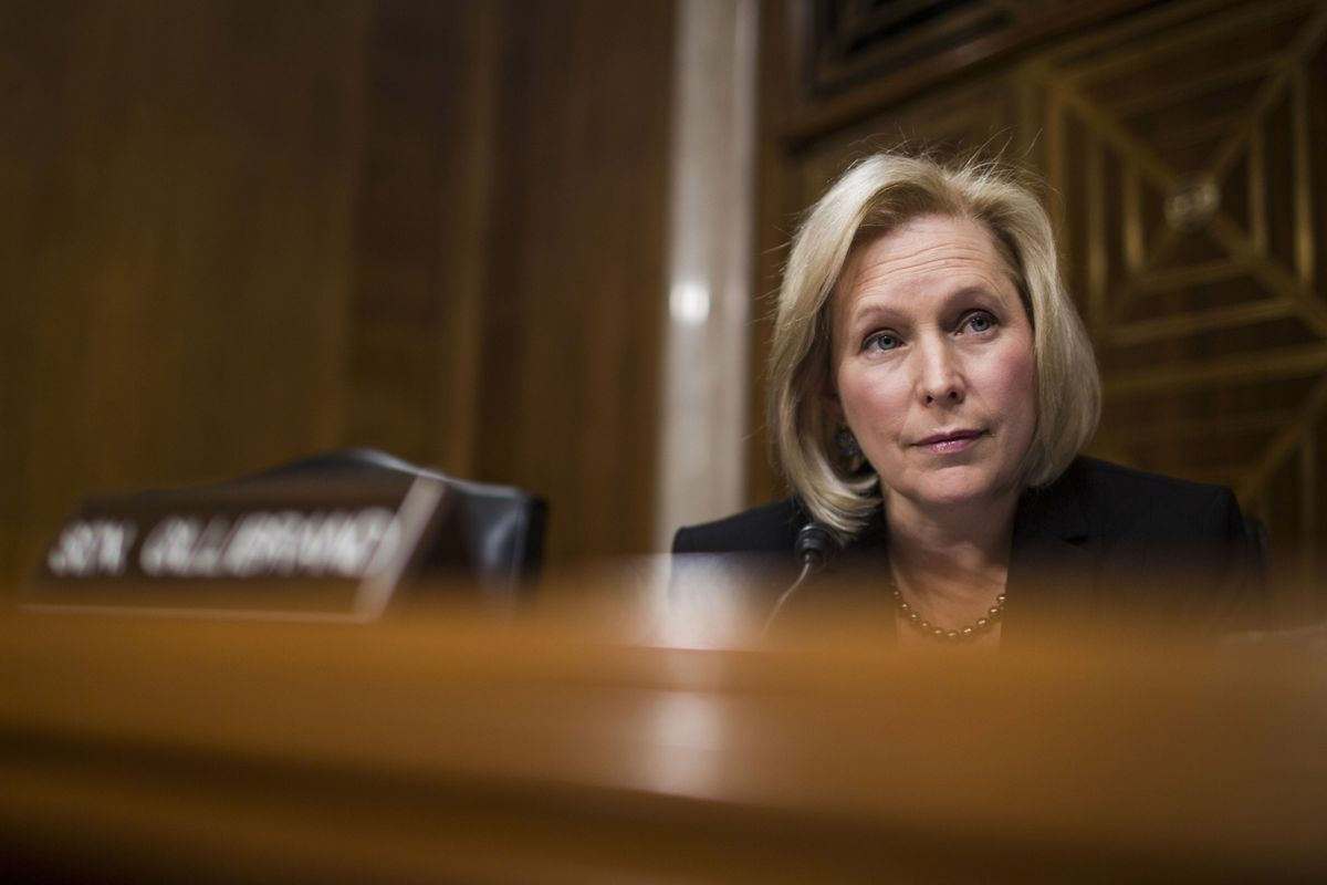 Eyeing 2020, Gillibrand Rejects Earlier Immigration Stance