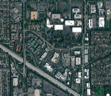 the office park near interstate 280 that apple will raze to make way for campus 2 apples office