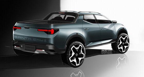 Hyundai Debuts Urban Pickup in Bid to Extend U.S. Sales Gain