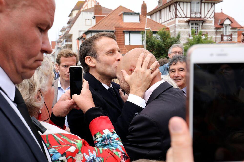 Polarization Wins in Macron's France