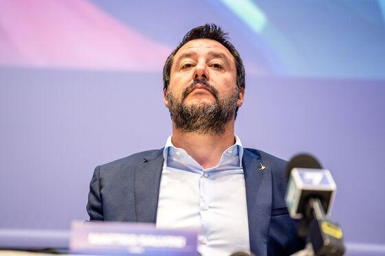 Italian President Tells Salvini to Make Up His Mind on Snap Vote