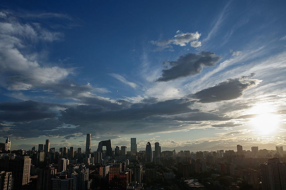 Markets Conclude the U.S. Is Riskier Than China