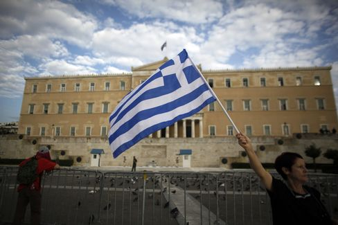 Greek Debt Solution Eludes Euro Ministers After 11-Hour Talks