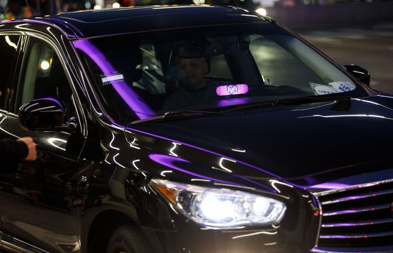 LyftPoised to Take IPO Fast Lane Ahead of Uber
