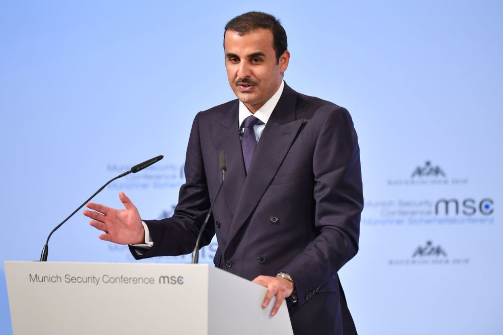 Tension Over Qatar Stalls Trump's Mideast Agenda